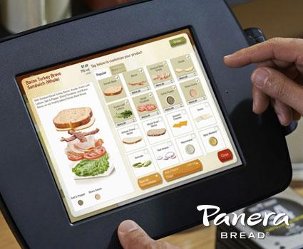 Panera Kiosk App