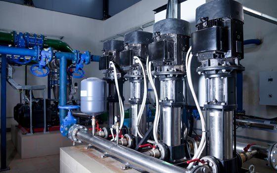 Heat & Water Pumps
